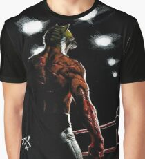 Tiger Mask Graphic T-Shirt