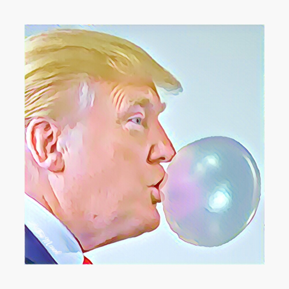 Make America Likeable Again Photographic Print