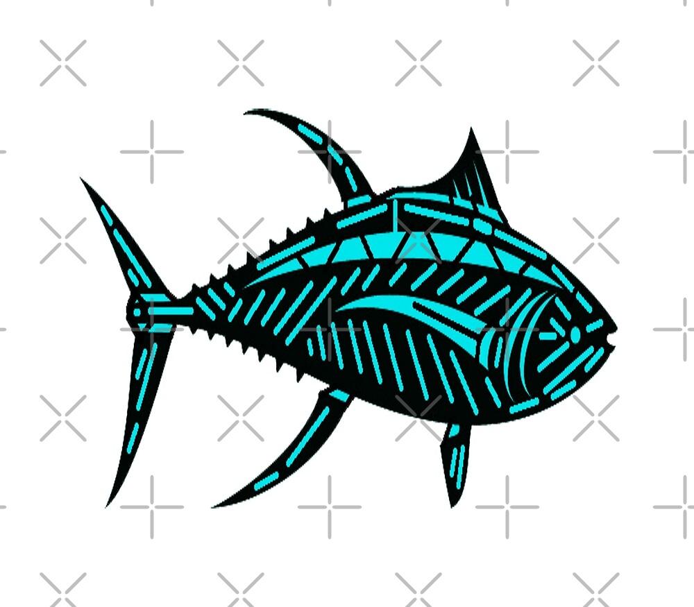 Wicked Tuna by NINUNO
