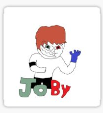 JOBY Sticker