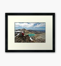 mountaineer Framed Print