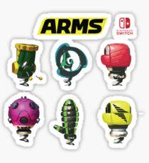 ARMS Sticker