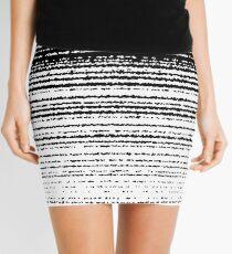 Touch Code Mini Skirt