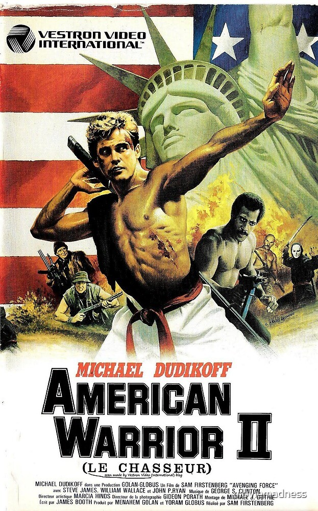 American Warrior 2 by moviemadness