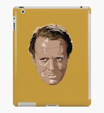 Patrick McGoohan iPad Case/Skin
