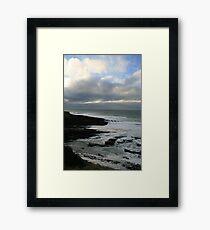 Wild Atlantic  Framed Print