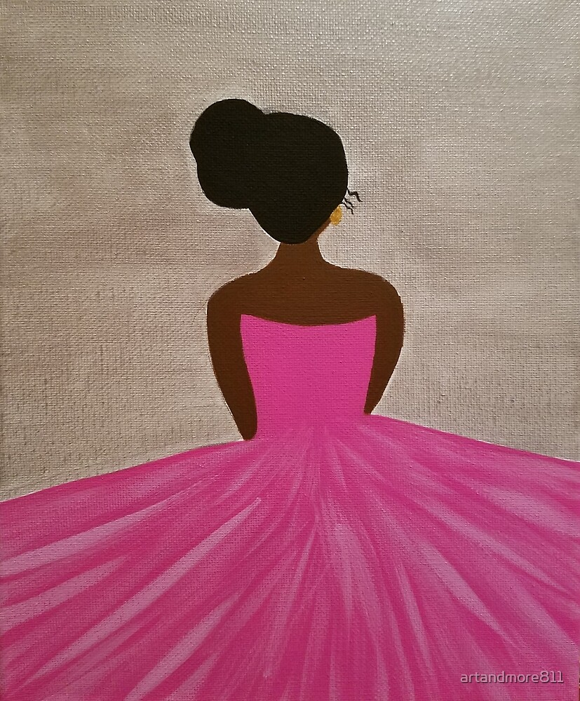 Ballerina by artandmore811