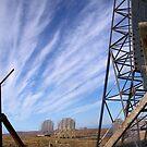 Elastic Sky by NordicBlackbird
