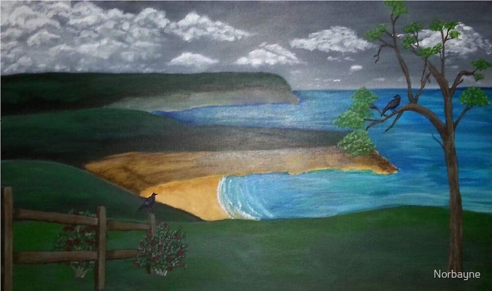 Raven Coast by Norbayne