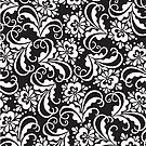 decorative pattern by VioDeSign