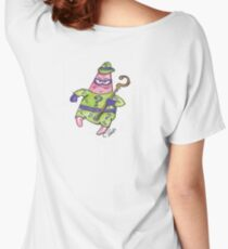 Patrick Star The Riddler Women's Relaxed Fit T-Shirt