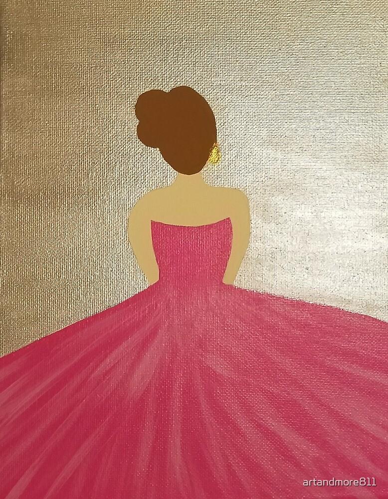 Ballerina II by artandmore811