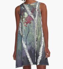 The Dark Forest  A-Line Dress