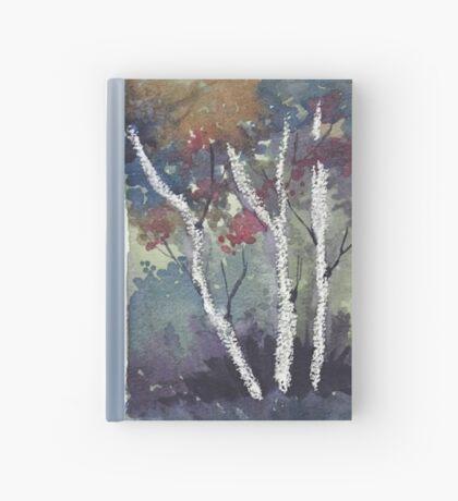 The Dark Forest  Hardcover Journal