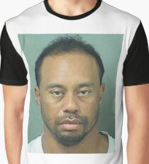 Tiger Woods Graphic T-Shirt