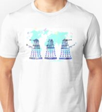 Daleks taking over! Unisex T-Shirt