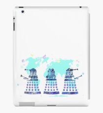 Daleks taking over! iPad Case/Skin