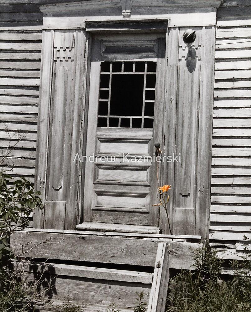 Door New Brunswick Canada 1981 by andykazie