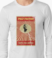 Pulp Faction - Butch Long Sleeve T-Shirt