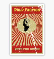Pulp Faction - Butch Sticker