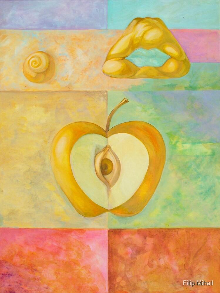 Apple by Filip Mihail