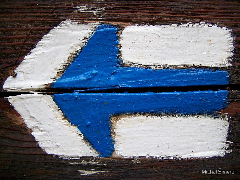 arrow by Michal Šimera