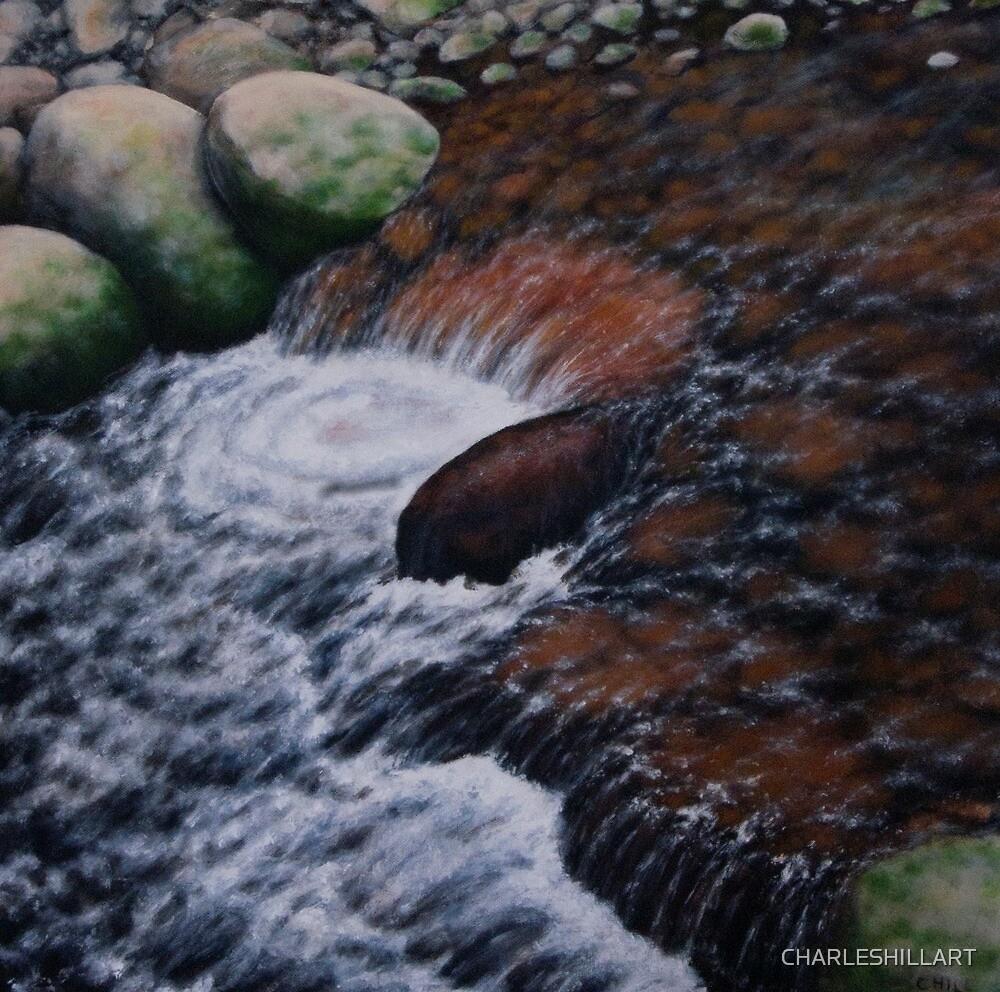 Red Rock by CHARLESHILLART