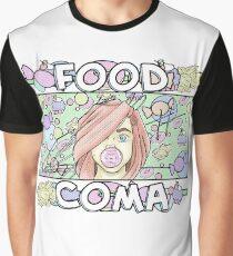 Food Coma Graphic T-Shirt