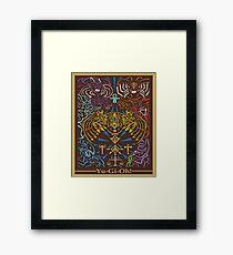 Yu-Gi-Oh #01 Framed Print