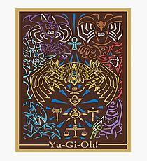 Yu-Gi-Oh #01 Photographic Print
