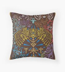 Yu-Gi-Oh #01 Throw Pillow