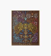 Yu-Gi-Oh #01 Art Board