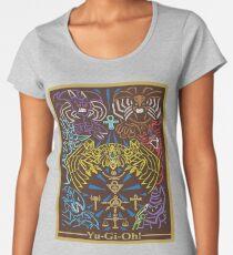 Yu-Gi-Oh #01 Women's Premium T-Shirt