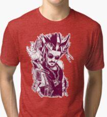 Yu-Gi-Oh #02 Tri-blend T-Shirt