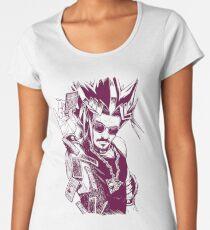 Yu-Gi-Oh #02 Women's Premium T-Shirt