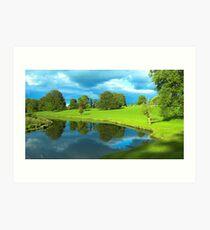 Roaming England 4 Art Print
