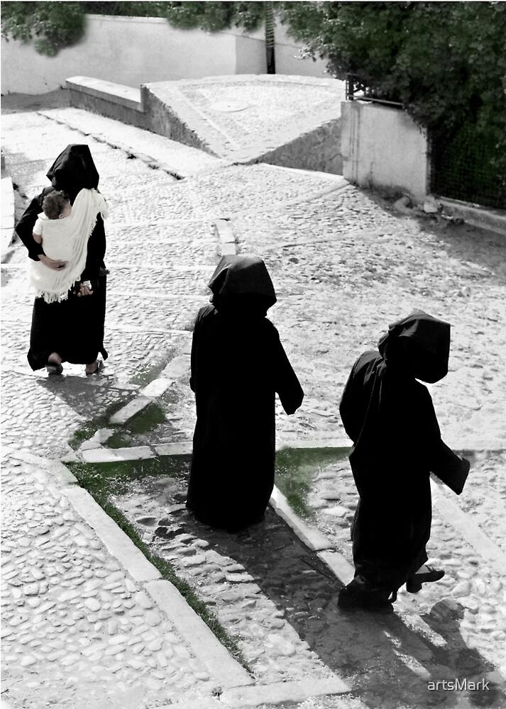 Tangier Ladies by artsMark