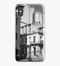 Walk in Athens iPhone Case/Skin