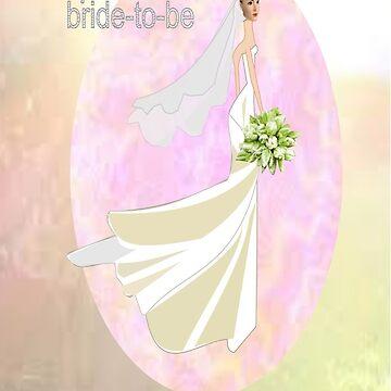 Bride to be  & flowers (5064 views) by aldona