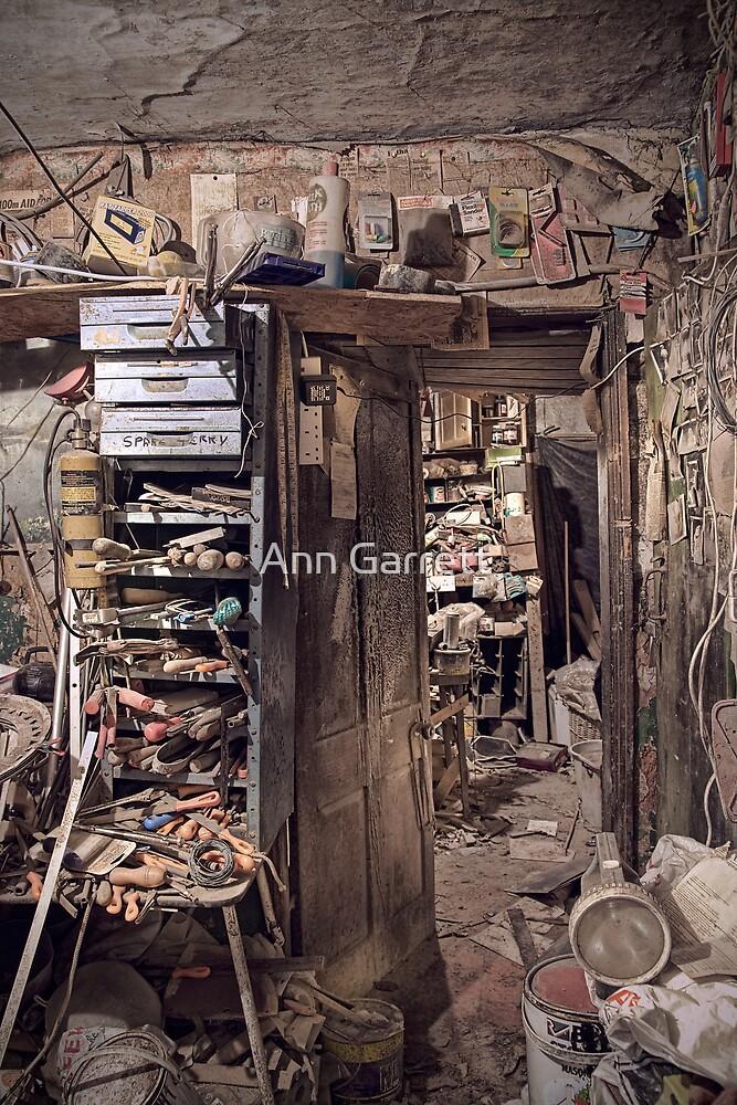 The Doorway by Ann Garrett