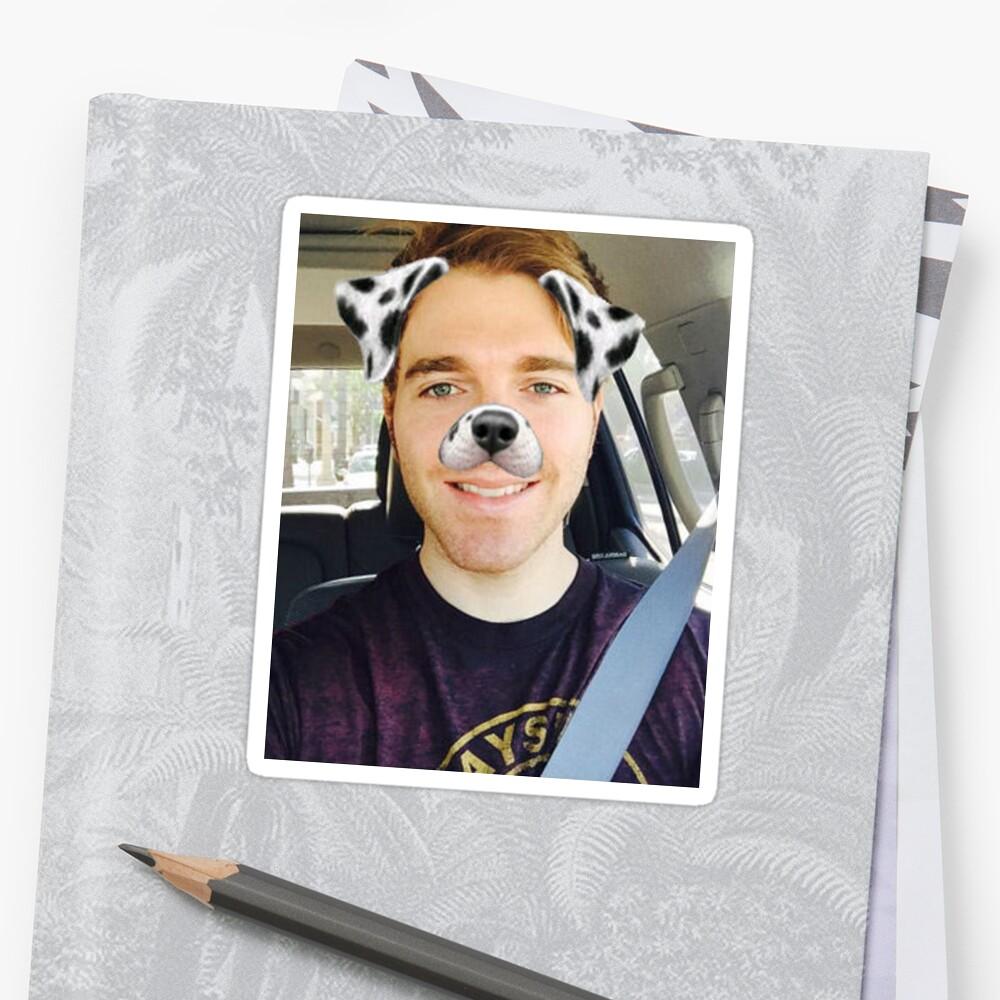 Shane Dawson The Pup by meldiepie