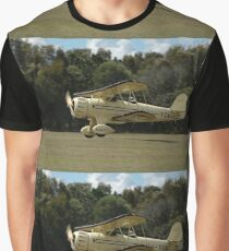 WACO @ Caboolture Festival Of Flight 2011 Graphic T-Shirt