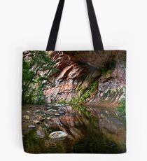 Stone Reflections Tote Bag