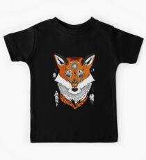 Fox Head Kids Clothes