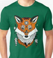 Fox Head Unisex T-Shirt