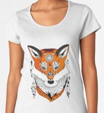 Fox Head Women's Premium T-Shirt