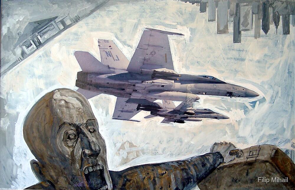 Scream 9/11 by Filip Mihail