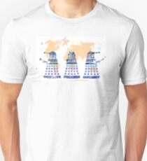 World domination! Unisex T-Shirt
