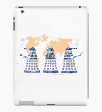 World domination! iPad Case/Skin
