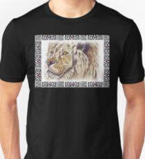 Lodge décor - African lion T-Shirt
